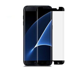گلس تمام چسب S7 edge | محافظ LCD با پوشش منحنی