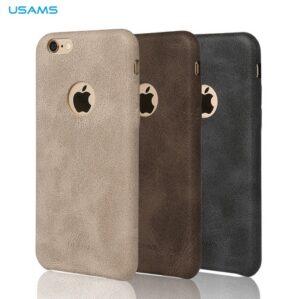 قاب چرم USAMS case   iphone 6