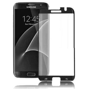 گلس S6 edge | محافظ LCD با پوشش منحنی