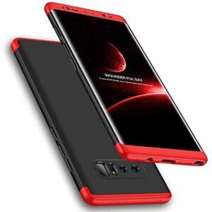 قاب گوشی سه تیکه Full Cover 3in1 | Galaxy Note 8