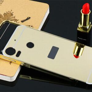 قاب آینه ای گوشی aluminium mirror case | Desire 10 pro