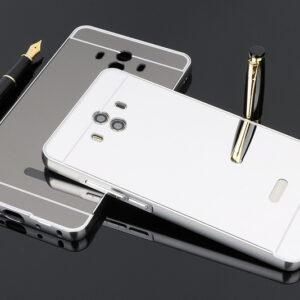 قاب آینه ای گوشی aluminium mirror case | huawei mate 10