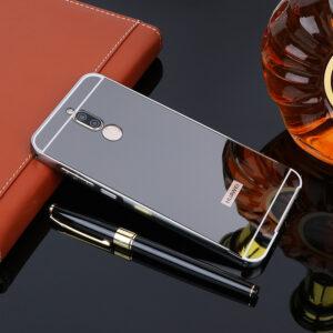 قاب آینه ای گوشی aluminium mirror case | huawei mate 10 lite