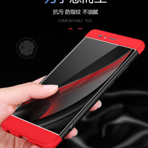 قاب گوشی سه تیکه full cover 3in1| huawei P9