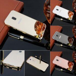 قاب آینه ای گوشی aluminium mirror case | Galaxy j7 pro