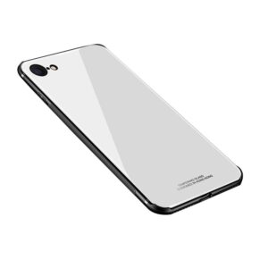 قاب شیشه ای گوشی Makavo Glass Case | iphone 8