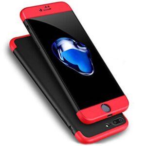 قاب گوشی سه تیکه Full Cover 3in1 | iphone 7 plus