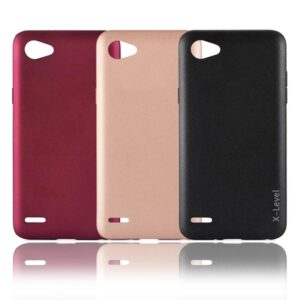 قاب ژله ای گوشی x-level case | LG Q6