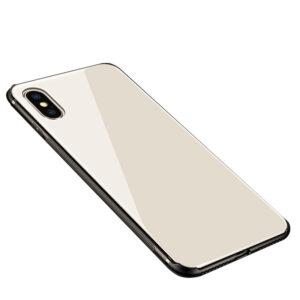 قاب شیشه ای گوشی Makavo Glass case | iphone x