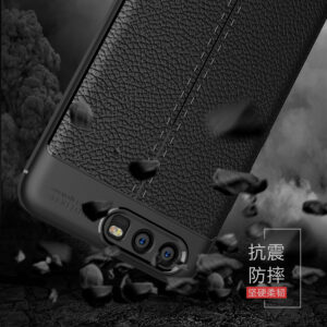 قاب چرم گوشی AutoFocus leather case | Huawei P10 plus