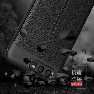 قاب چرم گوشی AutoFocus leather case | Huawei P10 plus