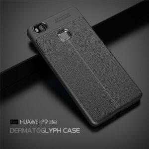 قاب چرم گوشی AutoFocus leather case | Huawei P9 lite