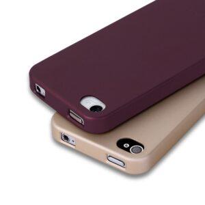 قاب ژله ای گوشی x-level case | iphone 4s