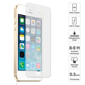 محافظ صفحه نمایش شیشه ای Remax glass | iphone 5s