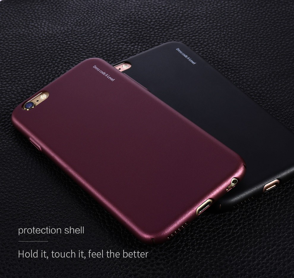 قاب ژله ای گوشی x-level case   iphone 6