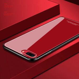 قاب شیشه ای گوشی Makavo Glass case | iphone 7 plus