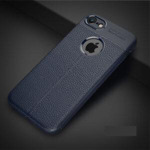 قاب چرم گوشی AutoFocus leather case | iphone 8