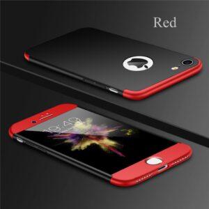 قاب گوشی سه تیکه full cover 3in1 | iphone 8