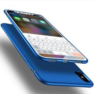 قاب ژله ای گوشی x-level case | iphone x