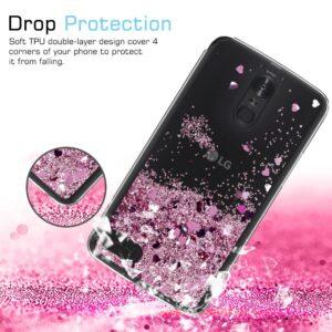 قاب آکواریومی گوشی Liquid glitter case | LG Stylus 3