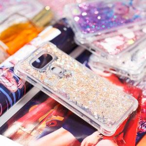 قاب آکواریومی گوشی Liquid glitter case | LG V20