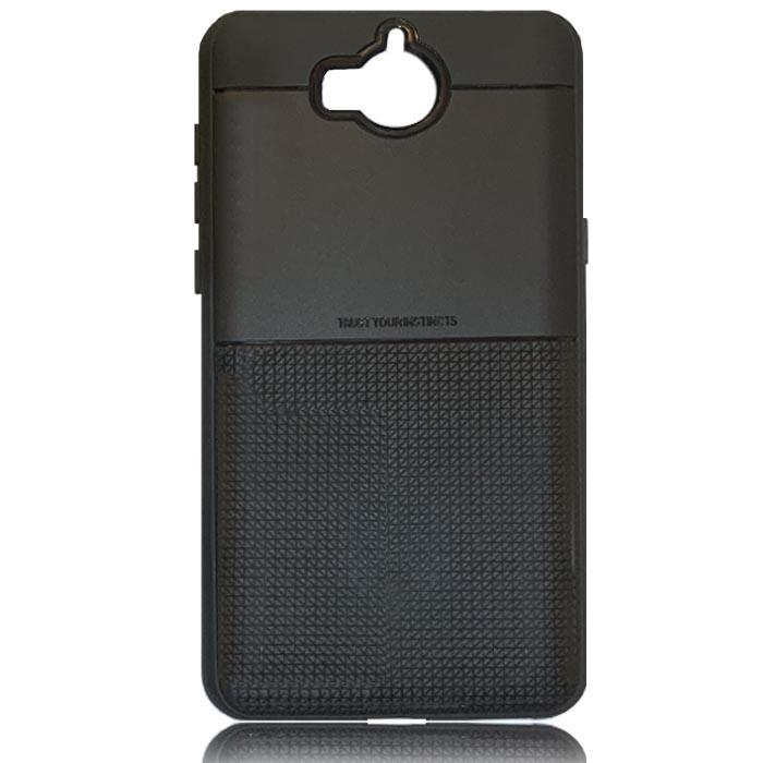 قاب چرم گوشی AutoFocus leather case | Huawei Y5 2017