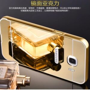 قاب آینه ای aluminium mirror case | Galaxy C9 Pro