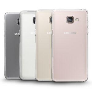 قاب ژله ای شفاف گوشی USAMS transparent case | galaxy A3 2016