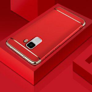 قاب سه تیکه گوشی A8 Plus 2018 | قاب سه تیکه ipaky case