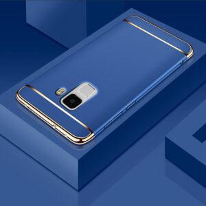 قاب سه تیکه گوشی Galaxy A8 2018 | قاب سه تیکه ipaky case