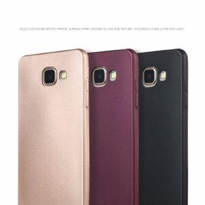 قاب ژله ای گوشی x-level case | galaxy A3 2016