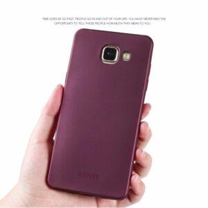 قاب ژله ای گوشی x-level case | galaxy A7 2016
