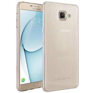 قاب ژله ای شفاف گوشی USAMS transparent case | Galaxy A9