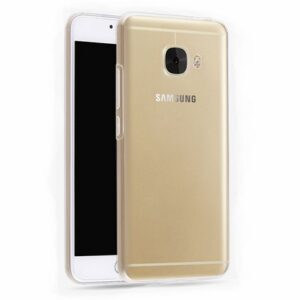 قاب ژله ای شفاف USAMS transparent case | Galaxy C5 Pro