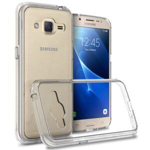 قاب ژله ای شفاف USAMS transparent case | Galaxy j2 prime
