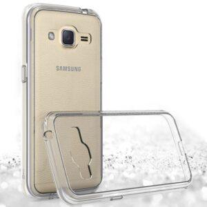 قاب ژله ای شفاف گوشی USAMS transparent case | Galaxy j2