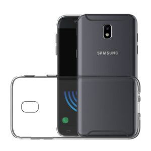قاب ژله ای شفاف گوشی USAMS transparent case | Galaxy j3 Pro