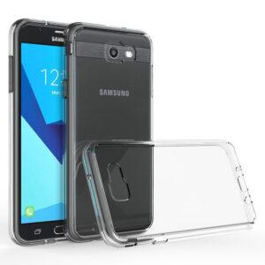 قاب ژله ای شفاف گوشی USAMS transparent case | Galaxy j7 2017