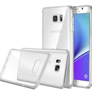 قاب ژله ای شفاف USAMS transparent case | Galaxy Note 5