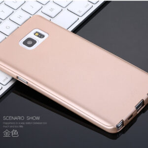قاب ژله ای گوشی x-level case | galaxy Note 5