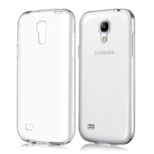 قاب ژله ای شفاف گوشی USAMS transparent case | galaxy S4