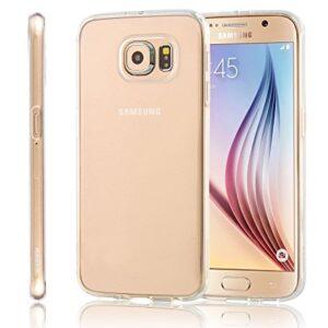 قاب ژله ای شفاف گوشی USAMS transparent case | galaxy S6