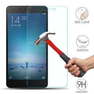 محافظ صفحه نمایش شیشه ای Remax glass | xiaomi Redmi 4