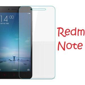محافظ صفحه نمایش شیشه ای Remax glass | xiaomi Redmi Note 2