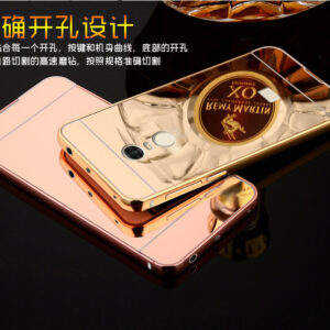قاب آینه ای aluminium mirror case | Xiaomi Note 4x
