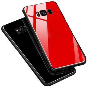 قاب شیشه ای گوشی Makavo Glass case | Galaxy S8