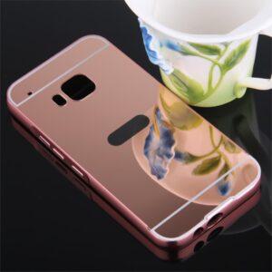 قاب آینه ای گوشی aluminium mirror case | HTC M9