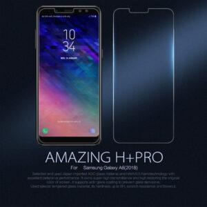 محافظ صفحه نمایش شیشه ای Remax glass | A8 plus 2018