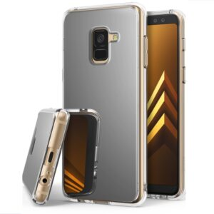 قاب ژله ای آینه ای TPU mirror case | Galaxy A8 2018