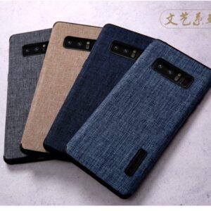 قاب محکم طرح کتان Toraise cotton case | Samsung Galaxy Note 8